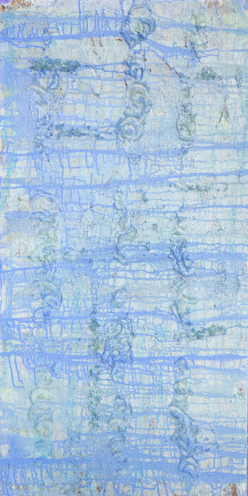 Blue_Acrylic_with_Glass_Metalic_Painting_24x48_