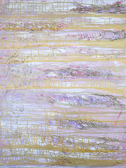 Pink_Purple_Circles_Gold_Linear_Metalic_Acrylic_Painting_36x48
